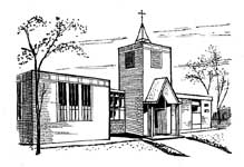 Saint Stephens's Church, Tye Green In Harlow